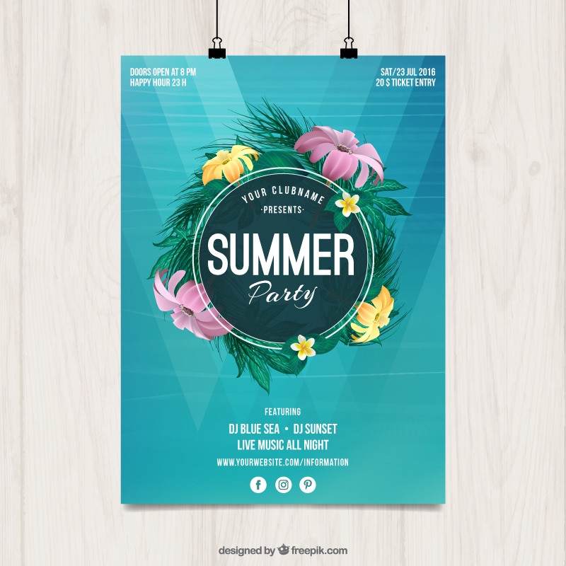 summer-party-poster-laura-martin-01