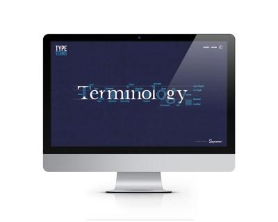 Desktop Type Terms