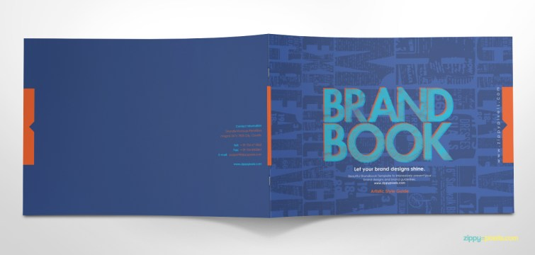 cool-blue-brand-book-guidelines-template-02