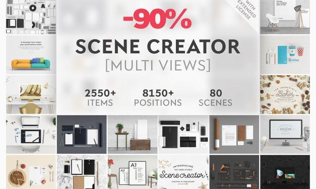 90% OFF – Scene Creator Bundle