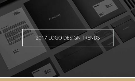 Infographic : 2017 Logo Design Trends