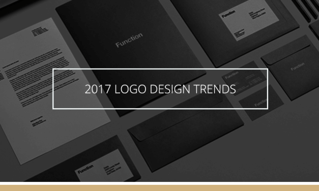 Infographic : 2017 Logo Design Trends
