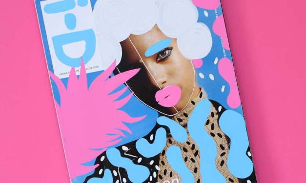 Andreea Robescu's Series Of Illustrations On Fashion Magazine Covers