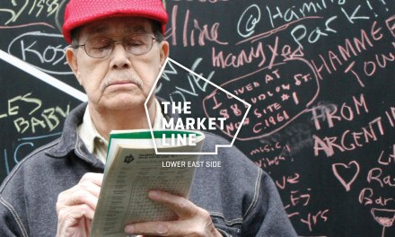 Case Study: The Market Line Identity Branding