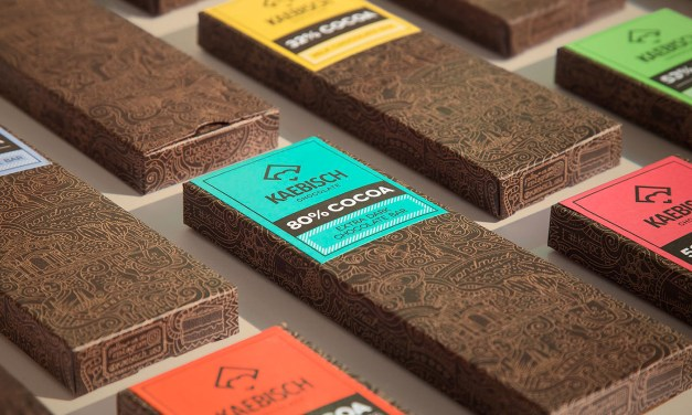 Kaebisch Chocolate Packaging