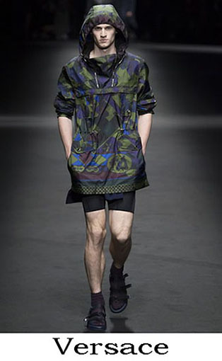 Versace spring summer 2017 lifestyle clothing for men