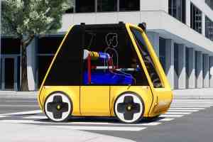 Eco Self-Assembly Vehicles