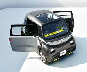 Electric Car for Young Drivers