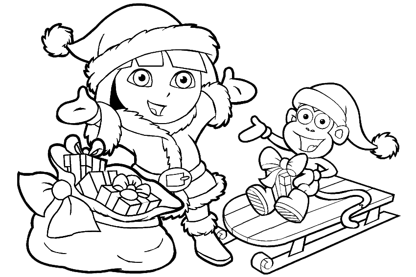 Shimmer Shine And Go Coloring Pages