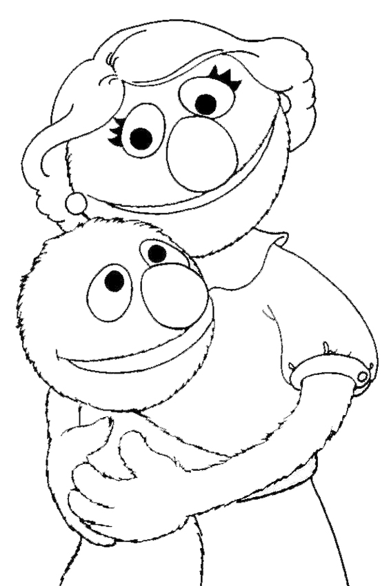Pick one of the mothers day coloring pages to surprise mom