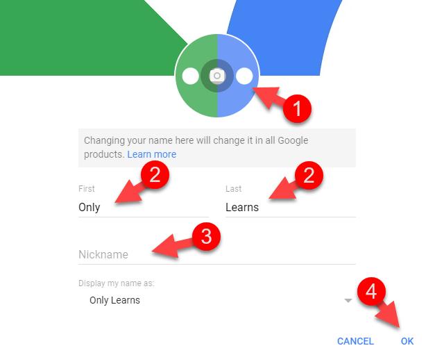 Google-profile-edit