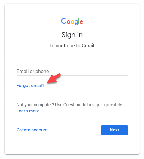 forgot-google-gmail