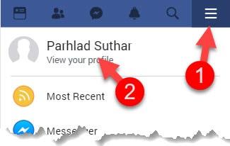 view-facebook-profile