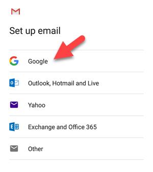 setup-gmail