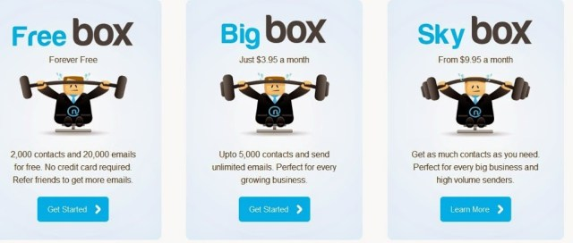 INinbox Plans and Pricing