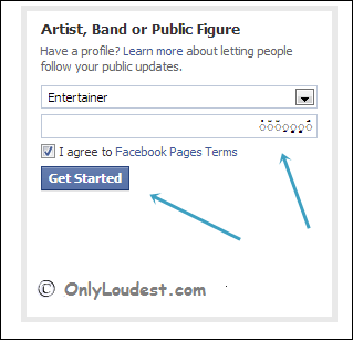 fb invisible page