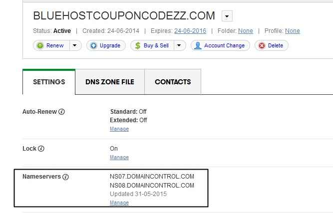 Point-Godaddy-Domain-to-Bluehost