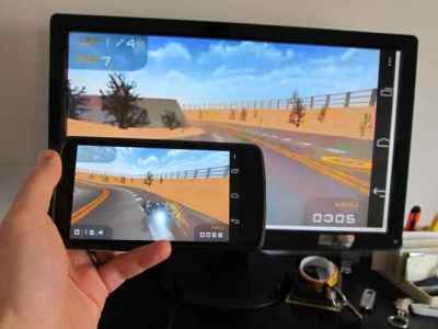 Mirror Android Screen With Chromecast