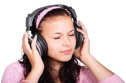 Listen to Songs to release Stress in Exams