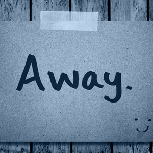 away-message