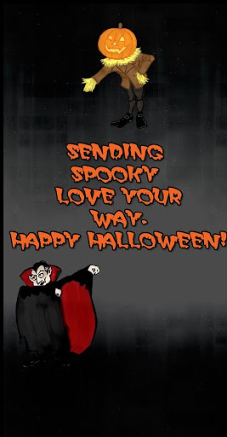 Some Famous Haunted Halloween Characters The Devil N The Grim Reaper Ghost  N Ghouls Demons N Witches Goblins N Vampires Werewolves N Zombies