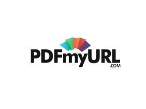 PDFmyURL,線上幫你把網頁轉成PDF檔
