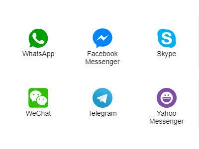 [CHROME外掛]All-in-One Messenger把Facebook、Skype等即時通訊軟體整合在一起,沒有Line