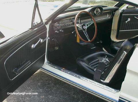 gt350 moto lita steering wheel 1965 interior