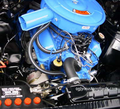 1966 mustang 289 engine narva ultima 175 wiring diagram specs pictures articles parts how to information ford
