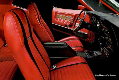 1971-mach-1-interior