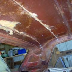 Chevelle Wiring Diagram Directed Diagrams 1965 Mustang Headliner Installation - Part 2
