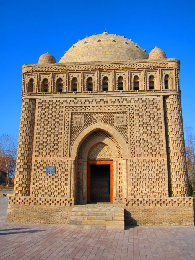 Tomb of Tajikistan's most loved son