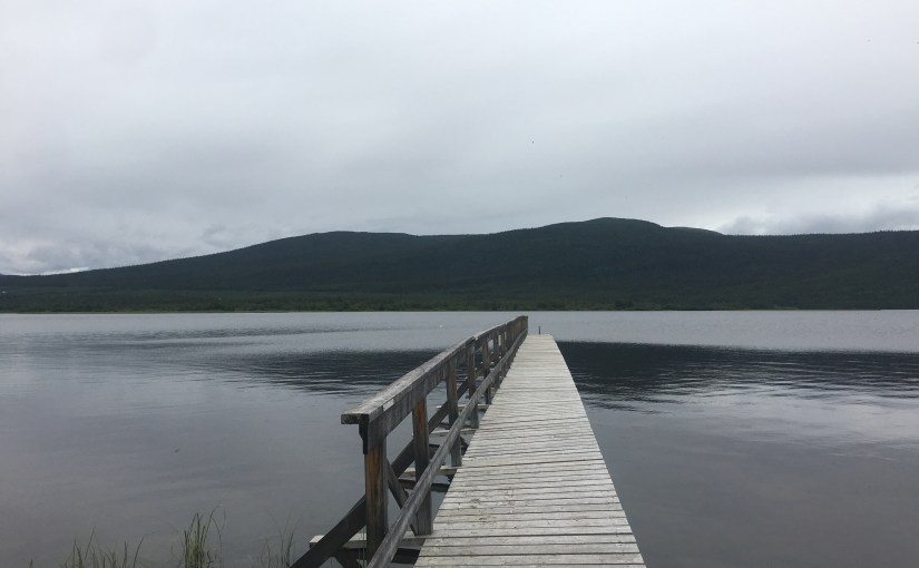 Kungsleden Day 6 – bonding with humanity