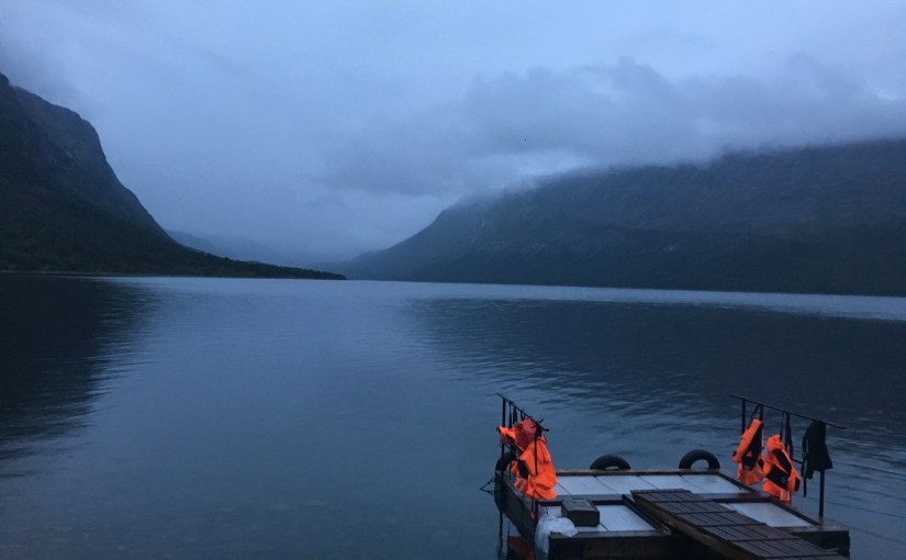 Kungsleden day 9 – enforced rest