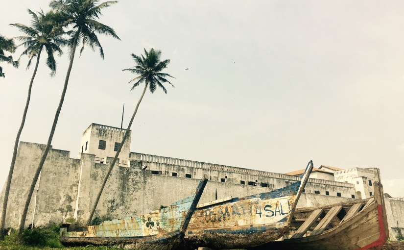 Ghana – slaves at Elmina