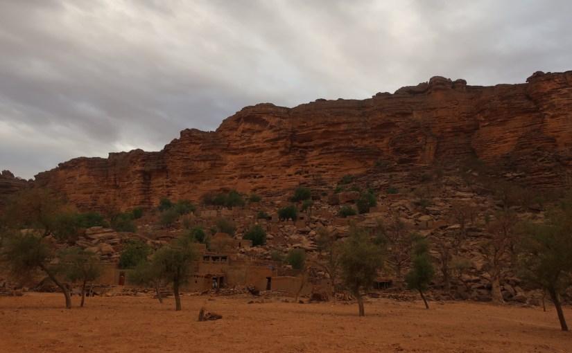 Mali – Day 3 in the Dogon, Konshugo, Dourou, Nombori, Idyeli Na, Komokani, Tereli, Amani, Ireli (31k, 44 Celsius)
