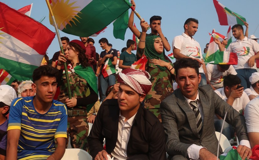 Independence in Iraqi Kurdistan