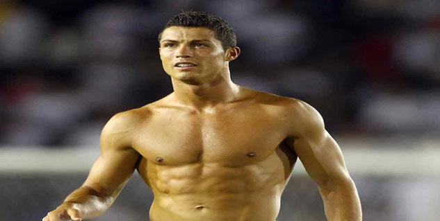 Get Six Pack Abs Like Cristiano Ronaldo Exercise & Fitness