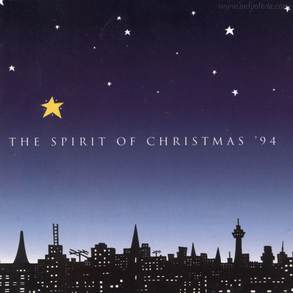 Olivia Newton John Gt Music Gt Albums Gt Guest Albums Gt Christmas Albums Gt The Spirit Of