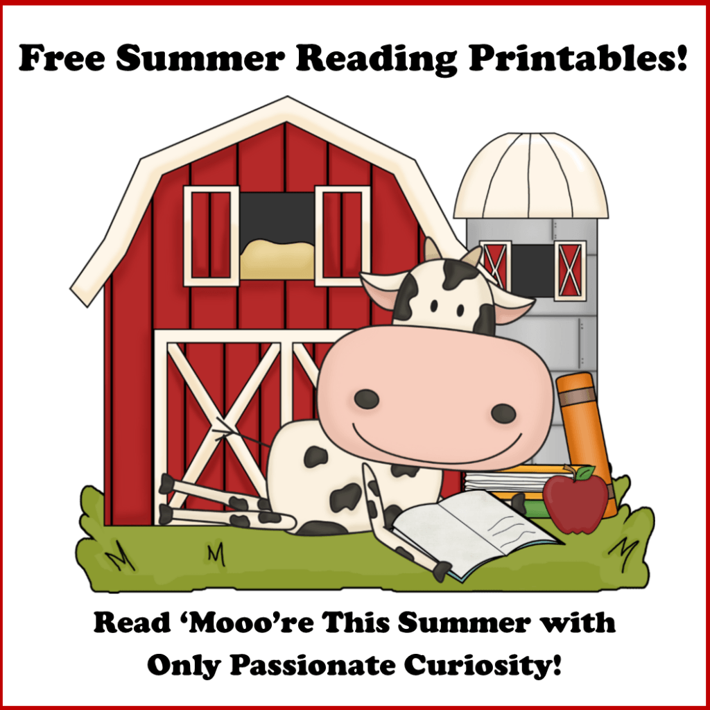 10 Books For Boys To Read This Summer Free Printable