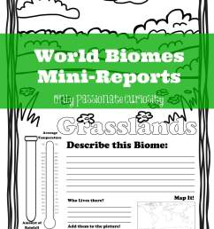 Biomes Worksheet 7th Grade   Printable Worksheets and Activities for  Teachers [ 1682 x 1300 Pixel ]