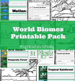 Worksheets On Biomes For 6th Grade   Printable Worksheets and Activities  for Teachers [ 1625 x 1300 Pixel ]