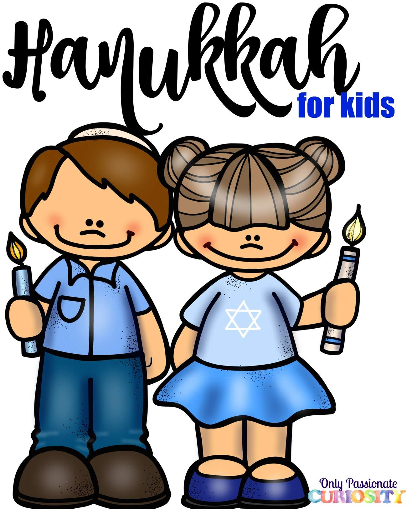 Hanukkah Unit Study Pack