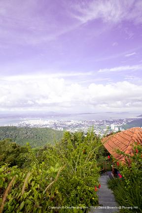 Penang Hill Mountain View