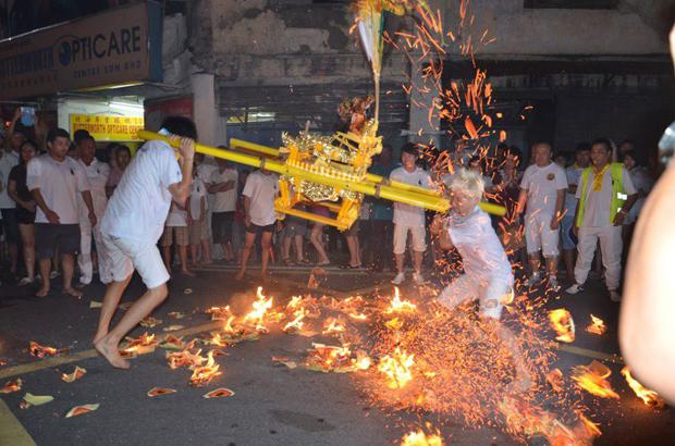 9 Emperor Gods Festival Procession