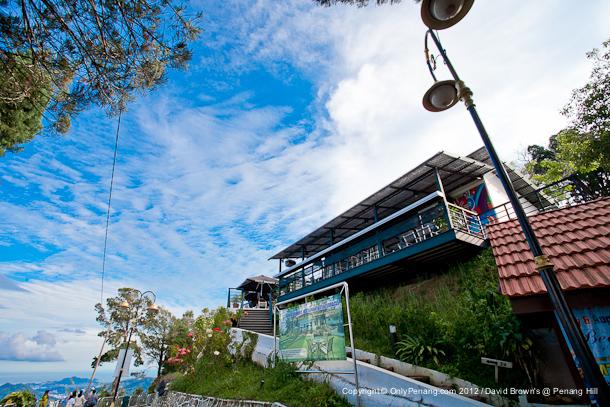 David Brown's Restaurant Penang Hill