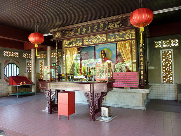 Penang Snake Temple since 1850