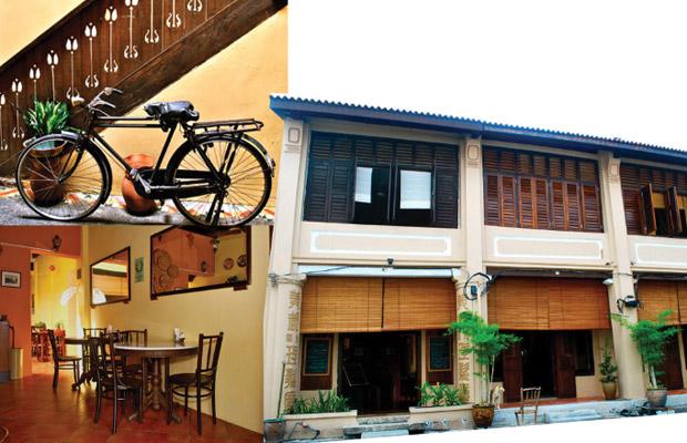 Cintra Heritage House Penang