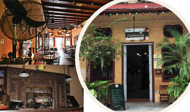 Edelweiss Café Penang