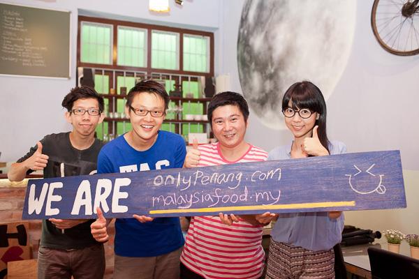 Penang De Moonlight Cafe